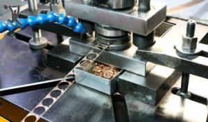 Изготовление штампованных изделий из металла