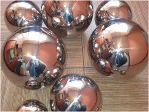 Как отполировать медь до зеркального блеска