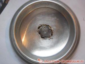 Как припаять медь к алюминию