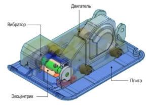 Как сделать вибратор для виброплиты своими руками