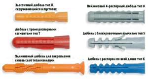 Чем можно заменить пластмассовый дюбель?