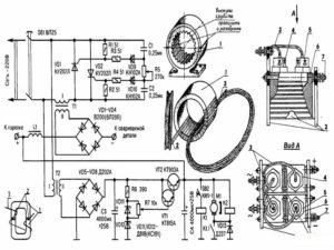 Самодельные сварочные аппараты полуавтоматы схемы