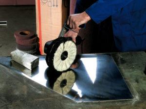 Полировка нержавеющей стали в домашних условиях