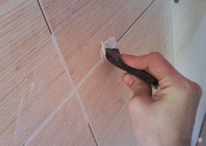 Как правильно сделать затирку швов кафельной плитки?