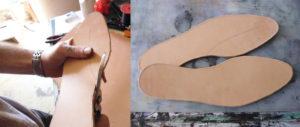 Как сделать подошву для обуви своими руками