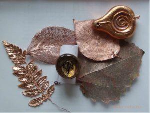 Бронзирование металла в домашних условиях