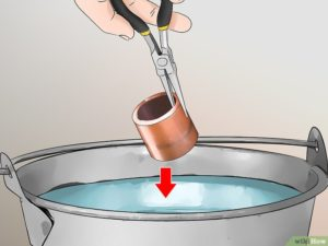 Как отжечь медь в домашних условиях
