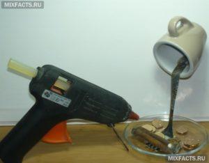 Что можно сделать с помощью клеевого пистолета?