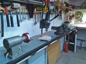 Самодельные станки и приспособления для гаража