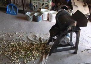 Как изготовить измельчитель веток своими руками