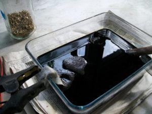 Как добыть медь в домашних условиях