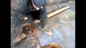 Как правильно резать газорезкой?