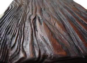 Брошюровка древесины своими руками