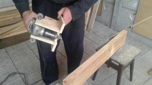 Как сделать фрезер из болгарки своими руками