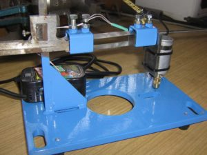 Станок для сверления печатных плат своими руками