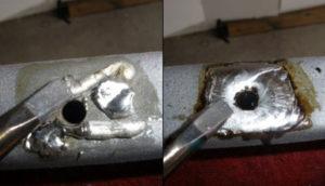 Как правильно лудить металл?