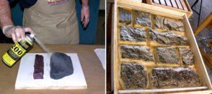 Изготовление искусственного камня в домашних условиях