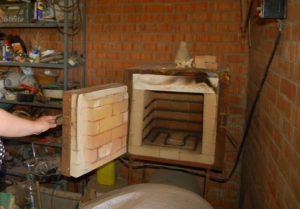 Изготовление муфельной печи своими руками
