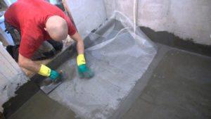 Можно ли класть плитку на гидроизоляцию обмазочную?