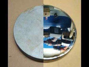 Полировка алюминия до зеркального блеска