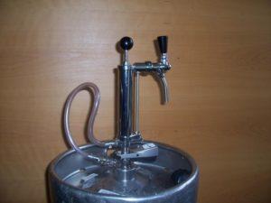Как налить пиво из кеги без оборудования