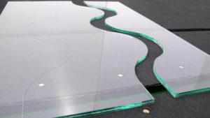 Фигурная резка стекла в домашних условиях