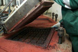 Технология производства резиновой тротуарной плитки