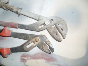 Кромкогиб ручной для авторемонта своими руками