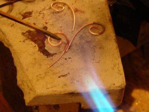 Как правильно паять медь