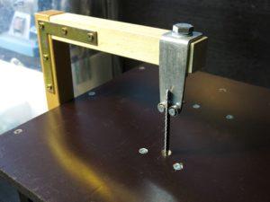 Самодельный стол для электролобзика