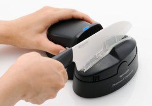 Как точить керамический нож дома