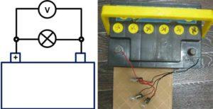 Как разрядить автомобильный аккумулятор в домашних условиях