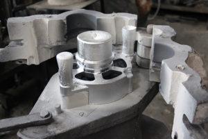 Кокильное литье алюминия
