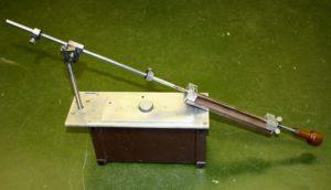 Самодельный станок для заточки ножей своими руками