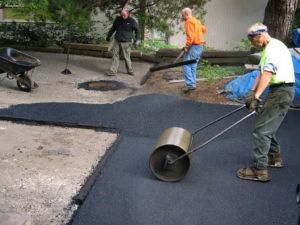 Можно ли класть асфальт на бетон?