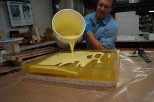 Технология изготовления силиконовых форм
