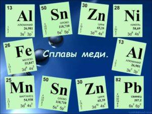 Как отличить олово от алюминия