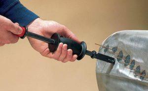 Обратный молоток для кузовного ремонта своими руками