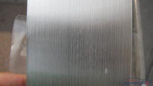 Что значит анодированный алюминий