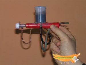 Как сделать пульверизатор в домашних условиях
