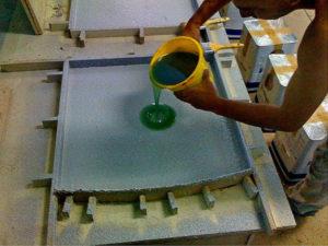 Жидкий камень технология изготовления