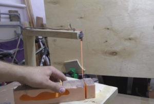 Как резать пенопласт в домашних условиях
