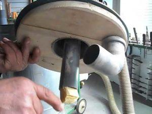 Пылесос для циркулярки своими руками