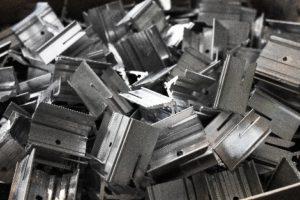 Что было первым изделием сделанным из алюминия