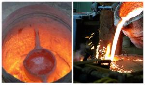 Как плавить медь в домашних условиях