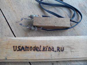 Самодельный выжигатель по дереву 12 вольт