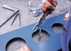 Фигурная резка листового металла своими руками