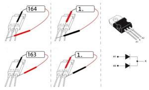 Как правильно прозвонить транзистор?