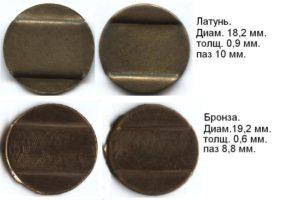 Медь и бронза отличия