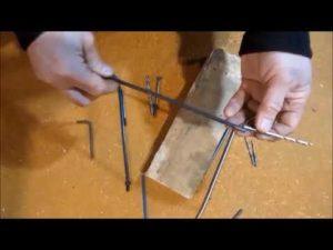 Как удлинить сверло по металлу своими руками